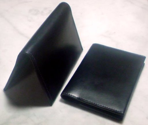 BUTTERO_Leather_Card_Case